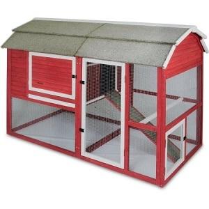 Old Red Barn II Coop
