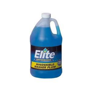 Elite Windshield Washer Fluid -20 1gal $1.79