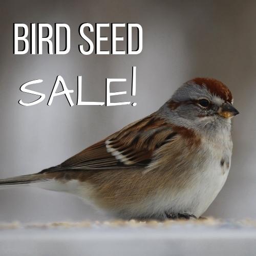 Wild Birding Stock-Up Sale