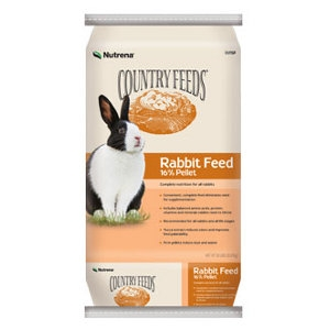 Country Feeds 16%Rabbit Pellets