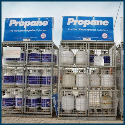 Bulk Propane and Petroleum