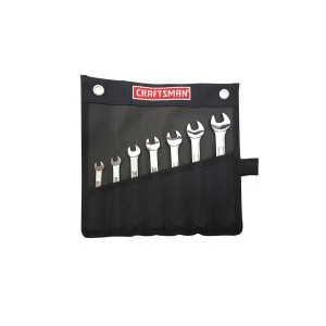 Craftsman 7pc. Wrench Set