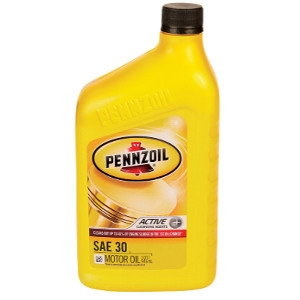 Pennzoil sae 30 motor oil 1 qt rockbridge farmer 39 s for How to get motor oil out of jeans