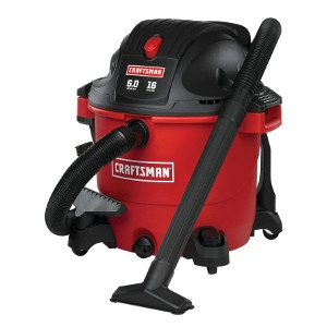 Craftsman 16 GallonCorded Wet/Dry Vacuum