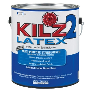 Kilz 2 Latex Water Based Interior And Exterior Primer And Sealer 1 Gallon Rockbridge Farmer 39 S