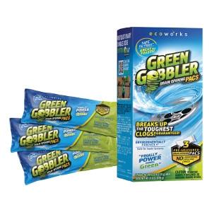Green Gobbler Granular Drain Opener 3 Pack
