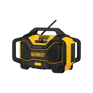 DeWalt Jobsite Radio Bluetooth Yellow