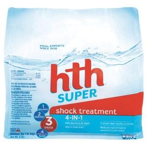 hth Super Shock System - 3 Shock 6 lb.