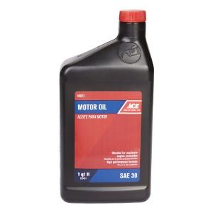 Ace SAE 30 Motor Oil 1 qt.
