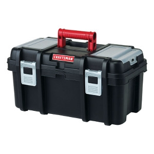 Craftsman Toolbox 16 in. L Polypropylene Resin