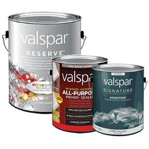 Valspar Closeout Sale