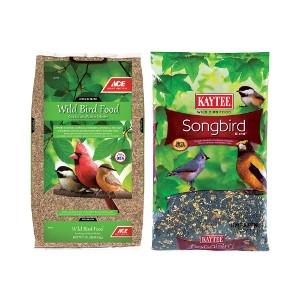 Ace Assorted Species Wild Bird Food 20lb $9.99