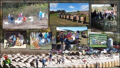 Rockbridge Fall Farm Day