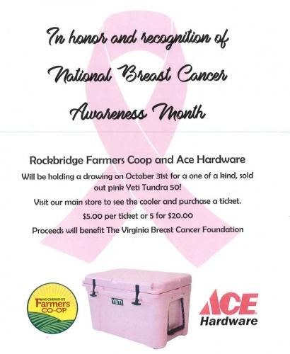 Enter To Win A Pink Yeti Tundra 50!