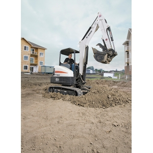 Bobcat E32i Excavator