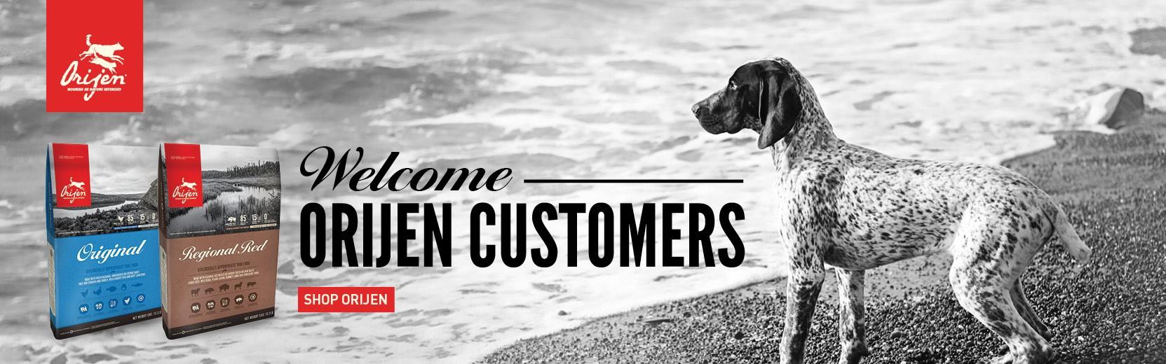 shop orijen products