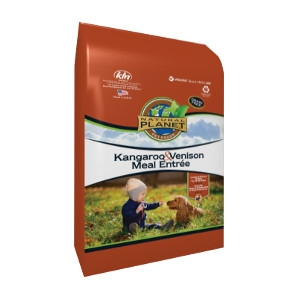 Natural Planet Kangaroo and Venison Grain Free Dog Food
