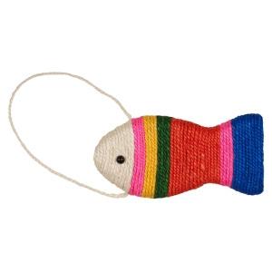 KYLIE'S BRITES Hanging Fish Scratcher