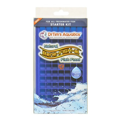 Bene-FISH-al Freshwater Fish Food Starter Kit