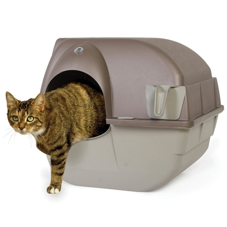 Roll n Clean Litterbox