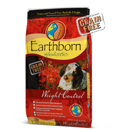 Earthborn Weight Control  14 lbs