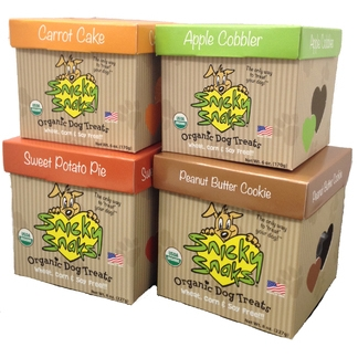 Snicky Snaks Apple Cobbler Dog Biscuits, 8 oz.