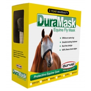 Dura Mask Fly Mask for Horses