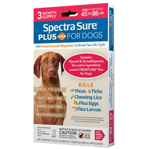 Spectra Sure Plus IGR for Dogs