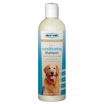 Naturals Basics 2 in 1 Conditioning Shampoo for Dogs