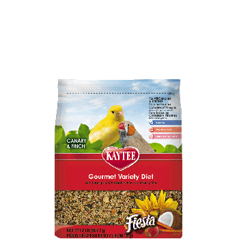 Kaytee Fiesta Canary and Finch Bird Food