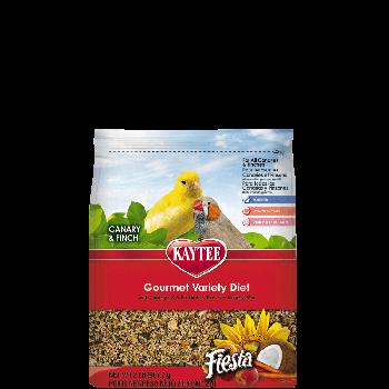 Kaytee Fiesta Canary and Finch Bird Food