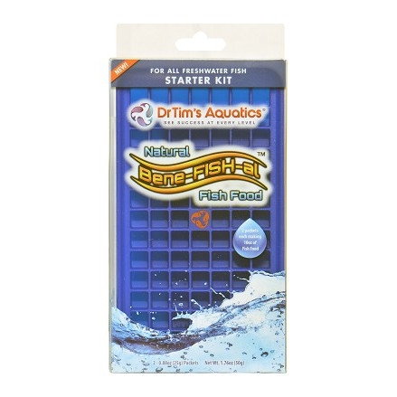 Freshwater Frozen Food Starter Kit