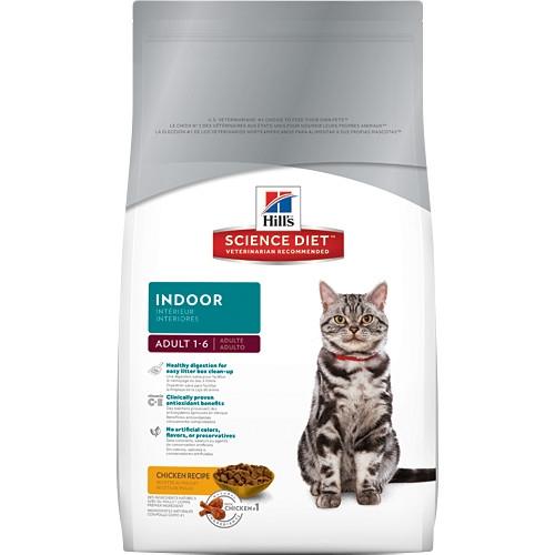 Science Diet Adult Indoor Cat Food