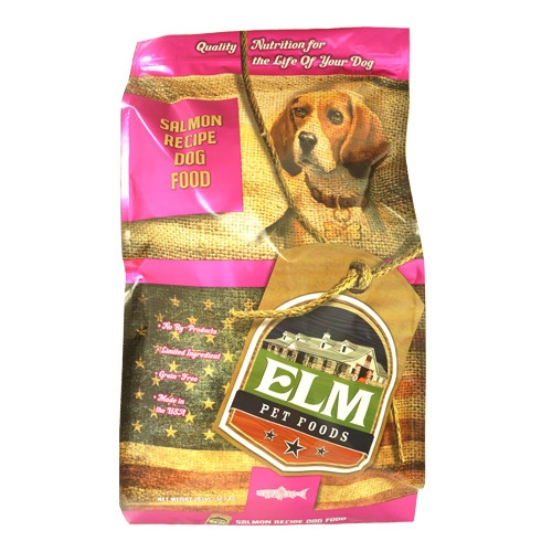 Elm Pet Food Salmon Dog Food 28 lb.