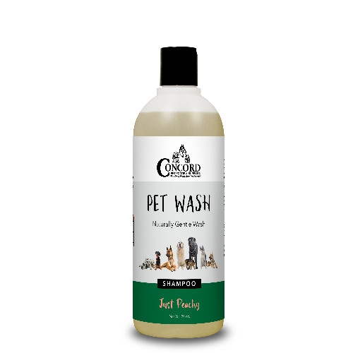 Concord Pet Just Peachy Pet Wash