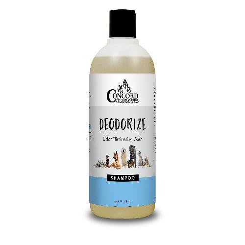 Concord Pet Deodorize Shampoo