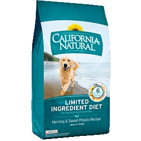 California Natural Limited Ingredient Diet Herring & Sweet Potato Recipe Dog Food