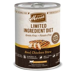 Merrick Limited Ingredient Diet Real Chicken Stew Dog Food