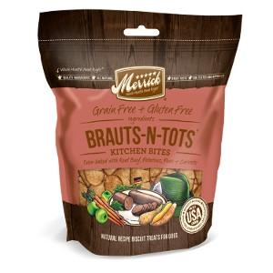 Merrick Kitchen Bites Brauts-N-Tots
