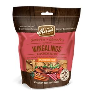 Merrick Kitchen Bites Wingalings Applewood Bacon