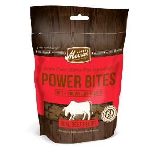 Merrick Power Bites Real Texas Beef Recipe