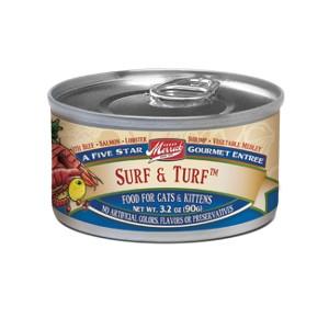 Merrick Surf & Turf Canned Cat Food