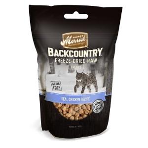 Merrick Backcountry Real Chicken Recipe Cat Treats