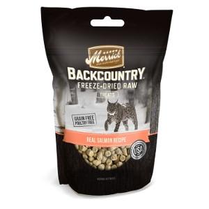 Merrick Backcountry Real Salmon Recipe Cat Treats