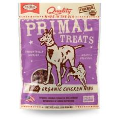 PrimalJerky Organic Chicken Nibs