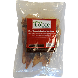 Nature's Logic Canine Beef Scapula Treat