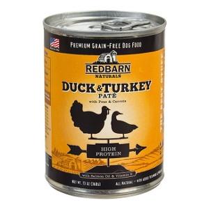 Redbarn's Duck & Turkey Pate Dog Food