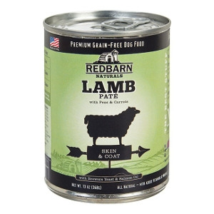 Redbarn's Lamb Pate Dog Food