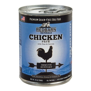 Redbarn's Chicken Pate Dog Food