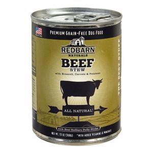 Redbarn's Beef Stew Dog Food